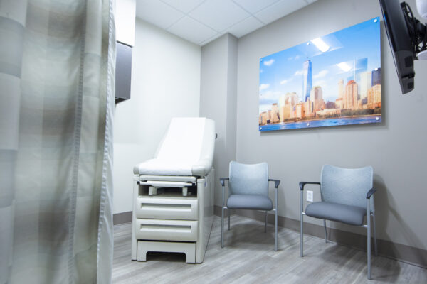 Interior room at Pur Clinic